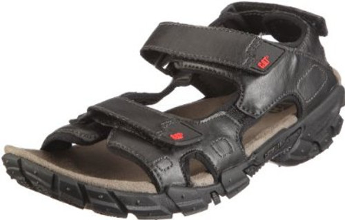 Men's CAT Black Zenith Sandal