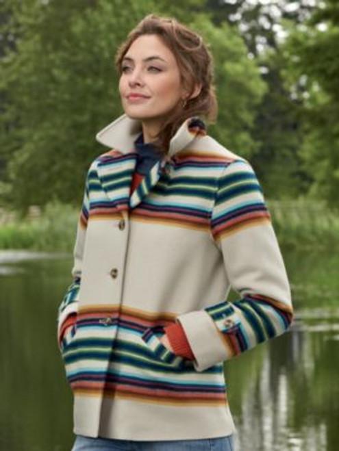 Pendleton Women's La Grande Wool Coat
