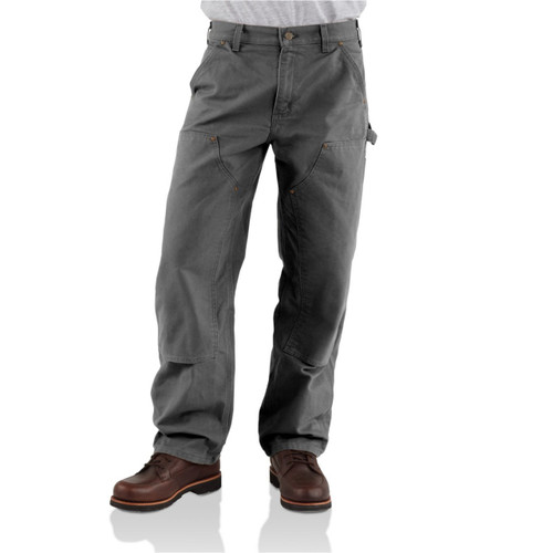 Carhartt Washed-Duck Double Front Work Pant