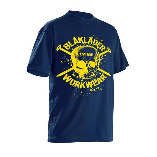 Blaklader Workwear Navy T-Shirt