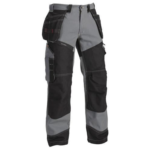 Men's Blaklader X1600 Grey Work Pants