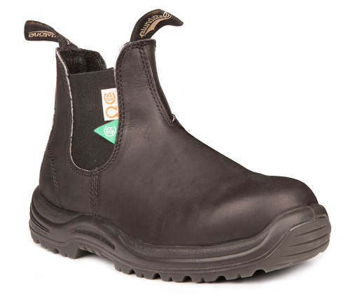 Blundstone 163 Black CSA Safety Boot *FREE SHIPPING*
