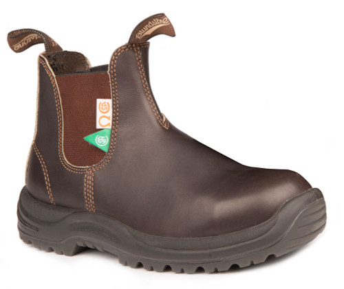 Blundstone 162 Stout Brown CSA Safety Boot *FREE SHIPPING*