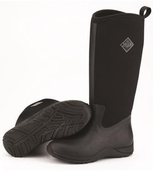 Women's Muck Arctic Adventure -30 Black Neoprene Winter Boot