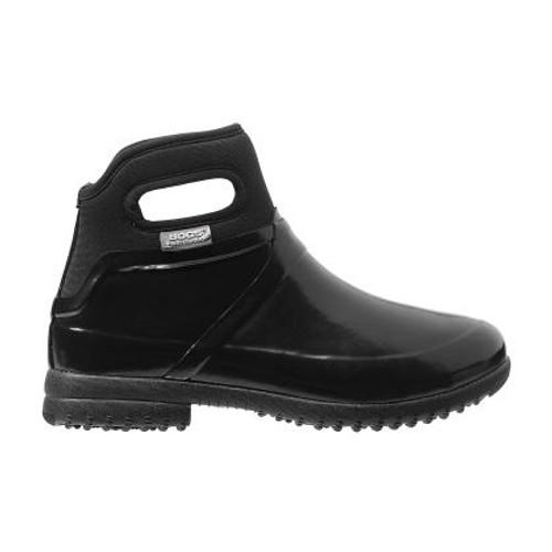Women's Bogs Seattle Rain Boots Black