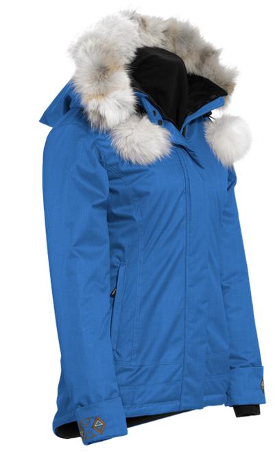 Women's Quartz Co. Anouk Saphire Coat