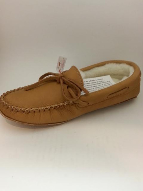 Men's Laurentian Chief Shearling-lined Moccasin