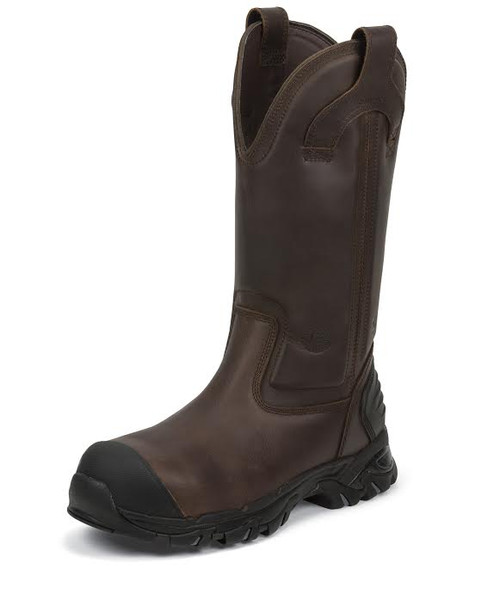 Men's Justin Pull-On Waterproof CSA Safety Boot