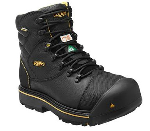 "Men's Keen Utility ""Fort Mac"" 6"" Waterproof CSA Safety Boot"