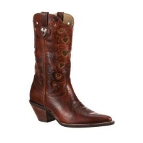 Women's Durango Brown Heartfelt Western Boot