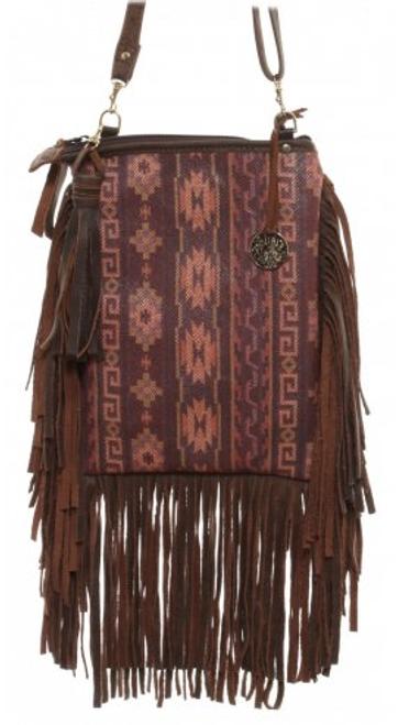 Double J Saddlery Native Aztec Pouch Purse