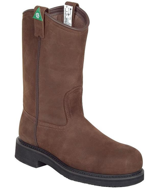 Men's Canada West Pull On Lined CSA Safety Boot