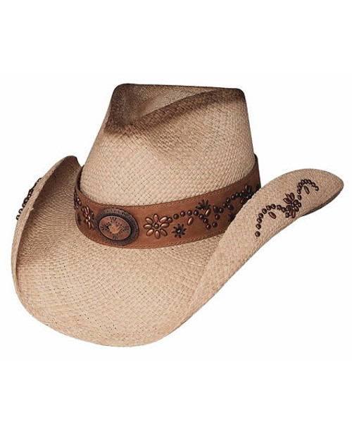 """Bullhide """"More Than a Memory"""" Straw Hat"""