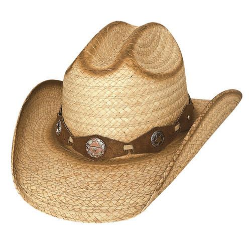 "Bullhide ""San Angelo"" Kid's Straw Hat"