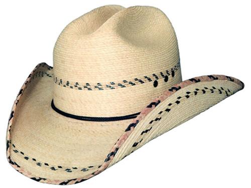"""Bullhide """"Miller Jr"""" Kid's Straw Hat"""