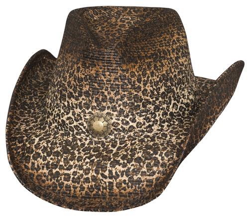 "Bullhide ""Wild & Free"" Straw Hat"