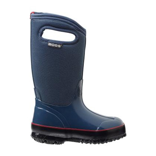 Bogs Kids' Classic Navy Rated -30F Winter Boot