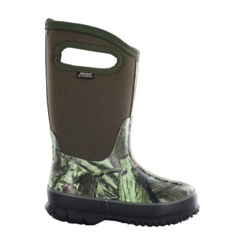 Bogs Kids' Classic Mossy Oak Winter Boot