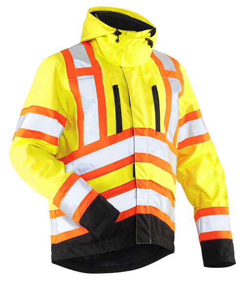 Blaklader Hi-Vis Waterproof Jacket