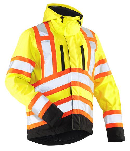 Blaklader Hi-Vis Waterproof Jacket