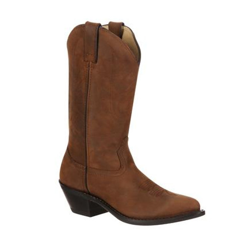 Women's Durango Brown Western Boots