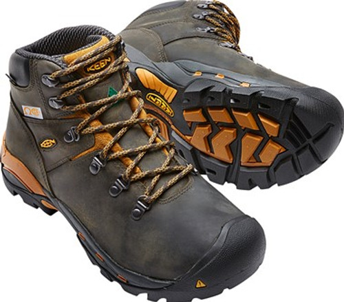 71bcf672ca7 Keen Utility Men's Hudson Safety Boots