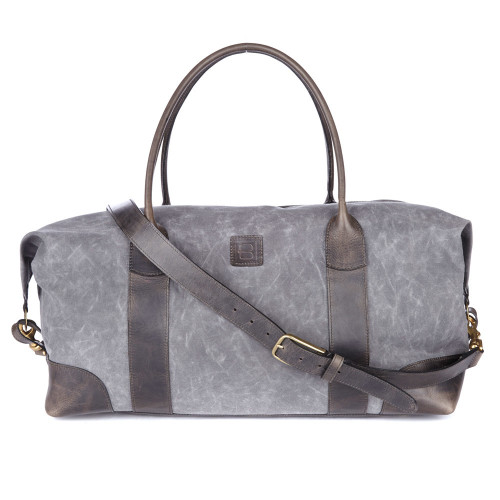 Brave Bridgewater Waxed Canvas Weekend Bag