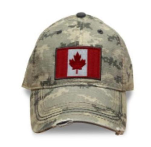 ccb17c83413 Farm Boy Canada Flag Digi Camo Hat - Herbert s Boots and Western Wear
