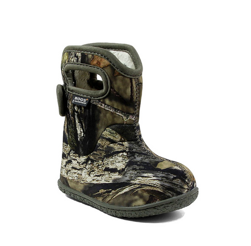 Baby Bogs Camo Mossy Oak Rated -10C