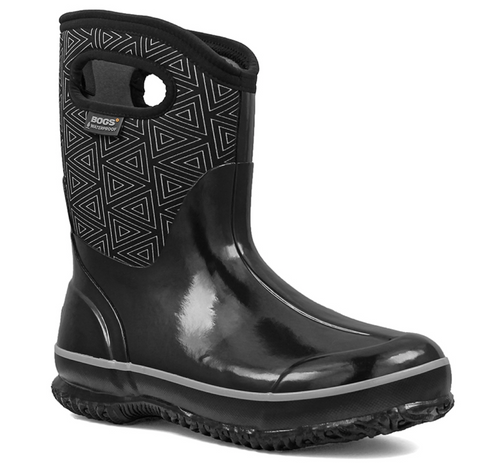 Women's Bogs Classic Insulated Triangles Mid Rated -40C