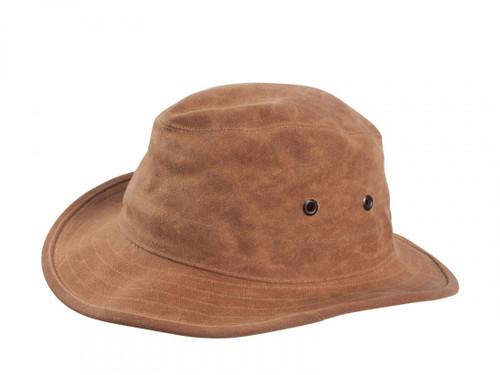 8ef74e2d1f4 Tilley TWC09 Dakota Waxed Cotton Hat - Herbert s Boots and Western Wear