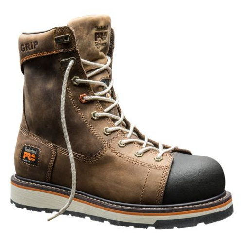 Men's Timberland PRO Gridworks Unlined Ironworker Safety Boot FREE SHIPPING