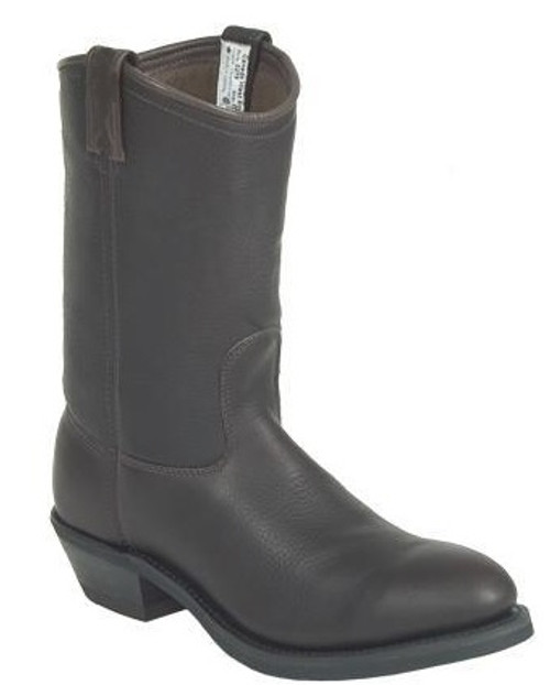 Canada West 5279 Lined Dark Brown Non-CSA Western Work  Boot
