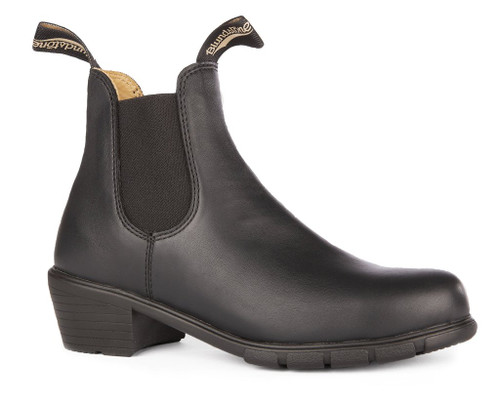 Blundstone 1671 Women's Series with Heel Black *Free Shipping*