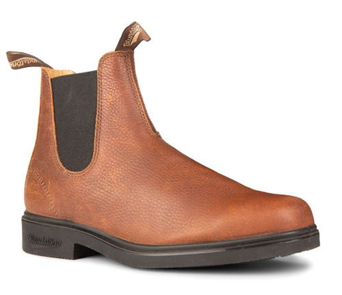 Blundstone Chisel Toe Pebbled Brown 1313 *Free Shipping*