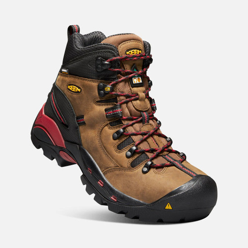 Men's Keen CSA Hamilton Carbon Waterproof Work Boot FREE SHIPPING