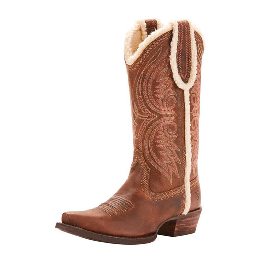 Women's Ariat Alabama Fleece Western Boot
