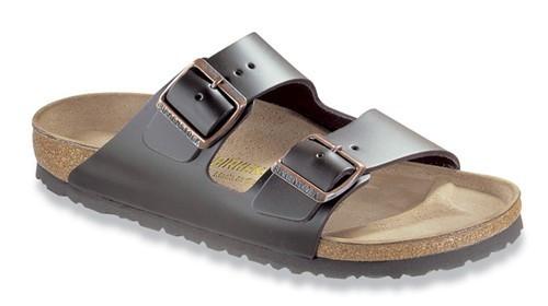 Birkenstock Arizona Sandal Dark Brown Leather