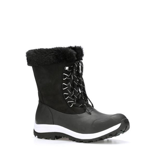 Women's Muck Arctic Apres Lace Mid AG Winter Boot