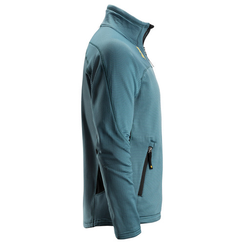a24b281a Snickers Body Mapping Micro Fleece Jacket - Herbert's Boots and ...