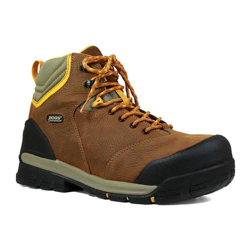 "Men's Bogs Bedrock 6"" CSA Waterproof Safety Boot"