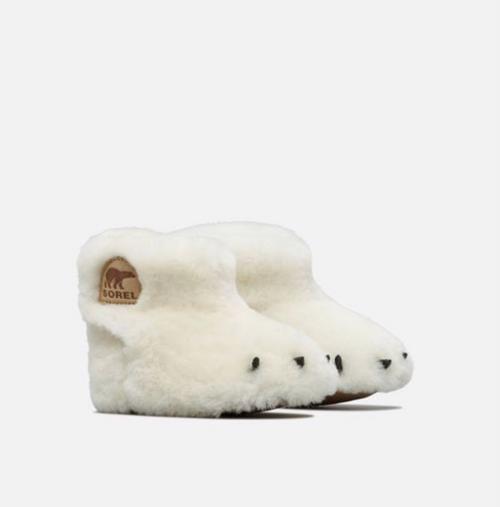 Sorel Toddler Bear Paw Slipper