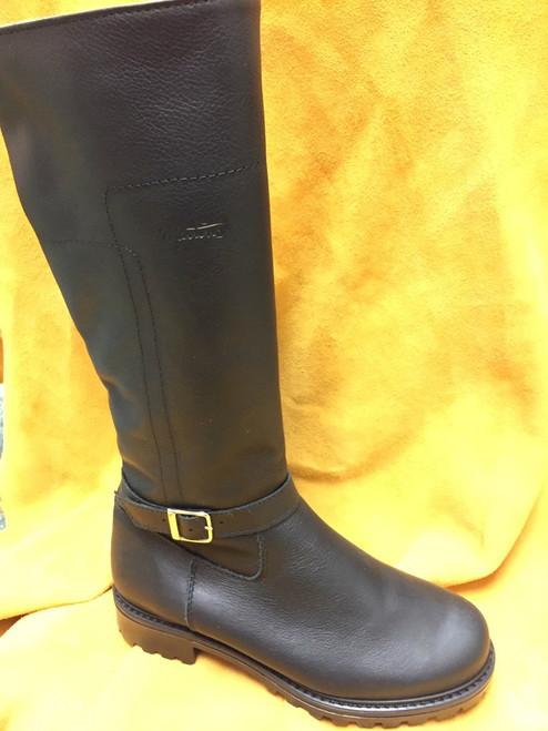 Women's Martino Cortina Black Winter Boot