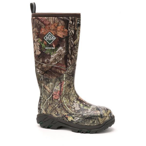 Muck Arctic Pro Rubber Boot -60 F Mossy Oak Country