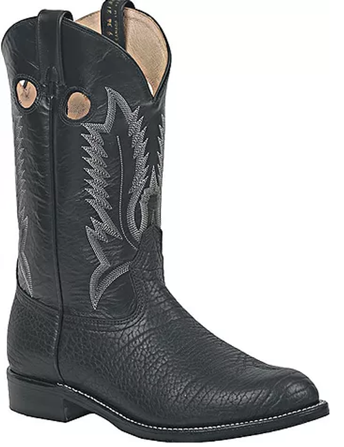 Canada West Black Bullhide Roper