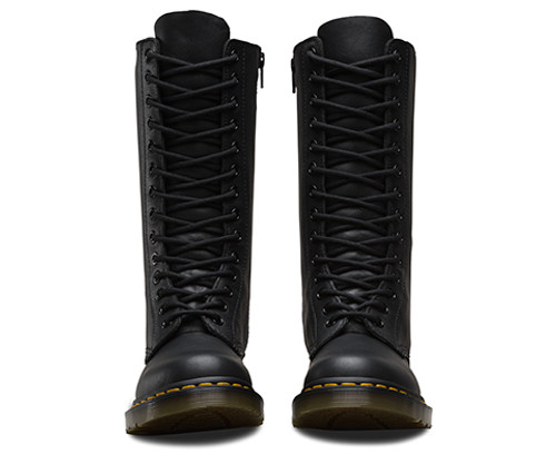 outlet store most popular performance sportswear Dr. Martens Women's 1B99 Black Virginia Boot