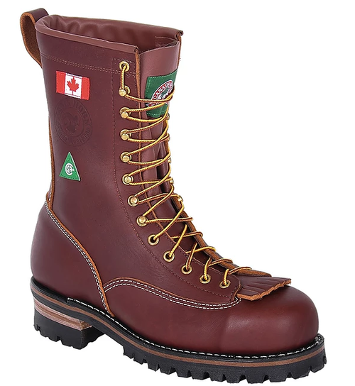 Men's Canada West 34363 Logger CSA Safety Boot
