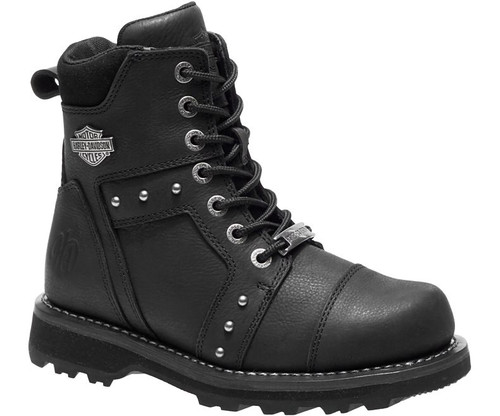 Women's Harley Davidson Oakleigh Bike Boot