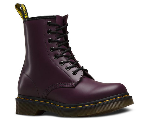 Dr. Martens Women's 1460 Smooth Purple Boot