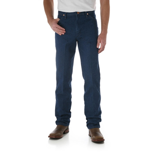 Wrangler Men's Original Fit Prewash ProRodeo Jean
